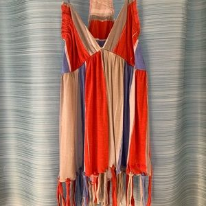 Billabong fringe top